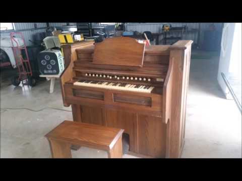 1944 Estey Reed Organ-Amazing Grace