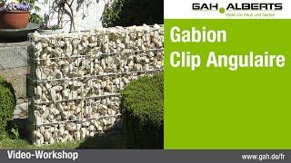 GAH-Alberts: Gabion Clip Angulaire