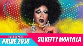 Blue Space Oficial | Pride 2018 |  Silvetty Montilla e Ballet - 02.06.18