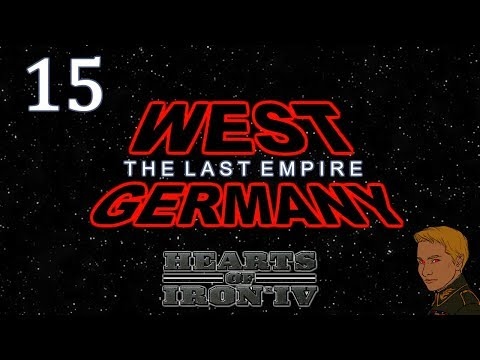 HoI4 - Cold War The Iron Curtain - West Germany - The Last Empire - Part 15