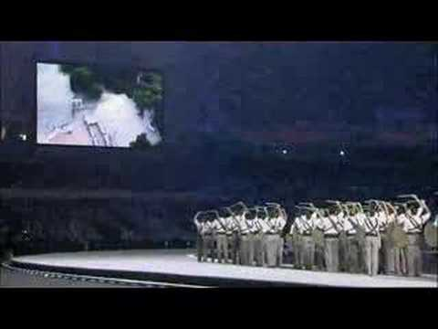 Athens 2004 Opening Ceremony -HD- (1.Olympic Rings)