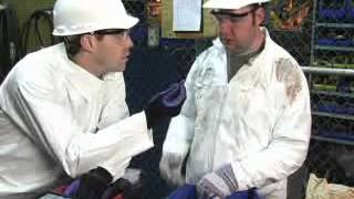 sanhyTec - Kimberly Clark - KLEENGUARD_ PURPLE NITRILE Foam Coated Gloves.mp4(, 2012-10-01T10:39:51.000Z)