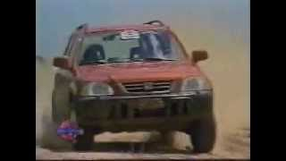 Honda CRV - Test - A Todo Motor