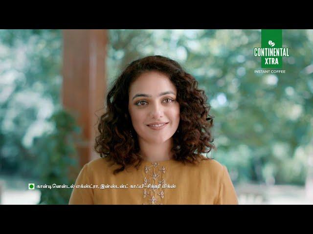 P. Susheela, Nithya Menen & Continental Xtra - Xtra New Tvc Tamil 2020