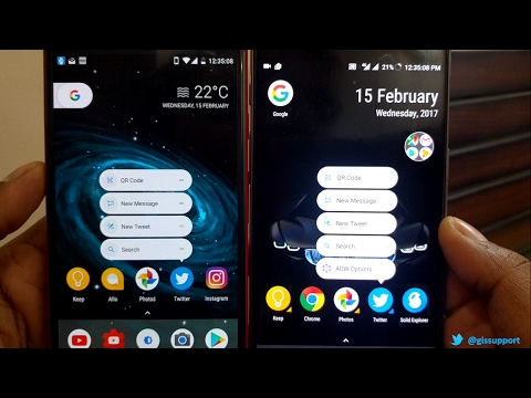 Android Launcher of the Week -  ADW Launcher 2 Review, Features, Pro, Cons (For Advance Users)