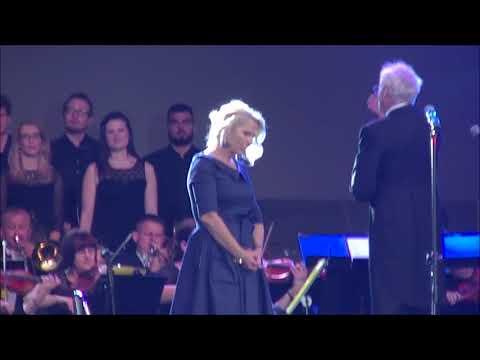 Krzesimir Dębski i Anna Jurksztowicz - koncert w Stalowej Woli 10/09/2017