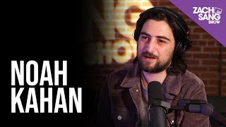 "Noah Kahan Talks ""Hurt Somebody"", Origins in Music & Collabs"