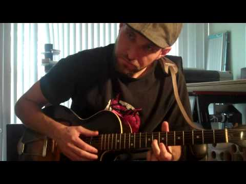 Chicago Blues Guitar (Lesson 11) - Constant Bass Finger Style