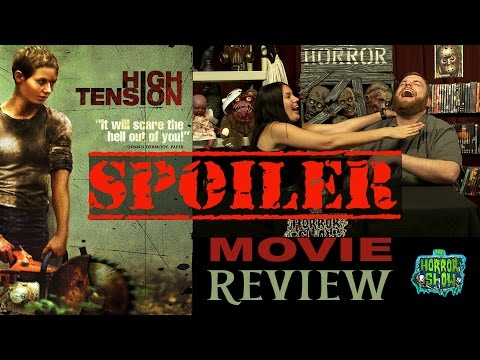 """High Tension"" 2003 Spoiler Horror Movie Review – The Horror Show"