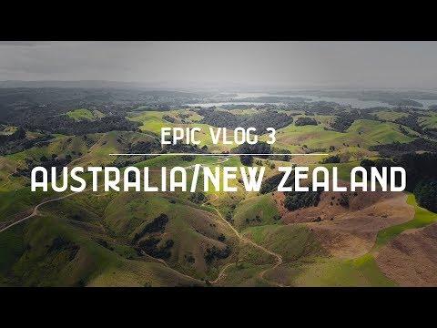 EPIC Australia/New Zealand - EPIC Vlog 03