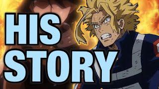 The FULL BACKSTORY of All Might!/ My Hero Academia Origins / Toshinori Yagi