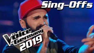 Eminem - River ft. Ed Sheeran (Farman Isajew)   The Voice of Germany 2019   Sing-Offs