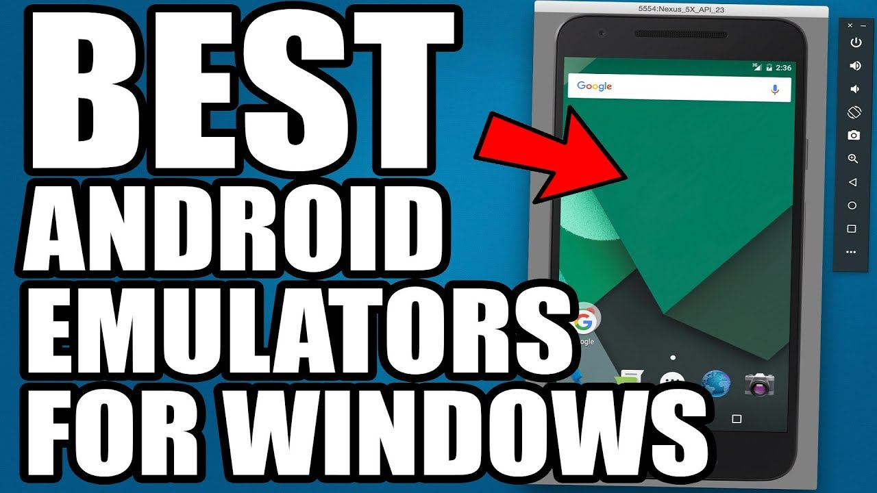 Best free Android emulators for Windows 10 [UPDATED]