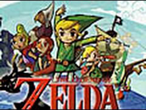 CGR Undertow - THE LEGEND OF ZELDA: THE WIND WAKER for Nintendo GameCube Video Game Review