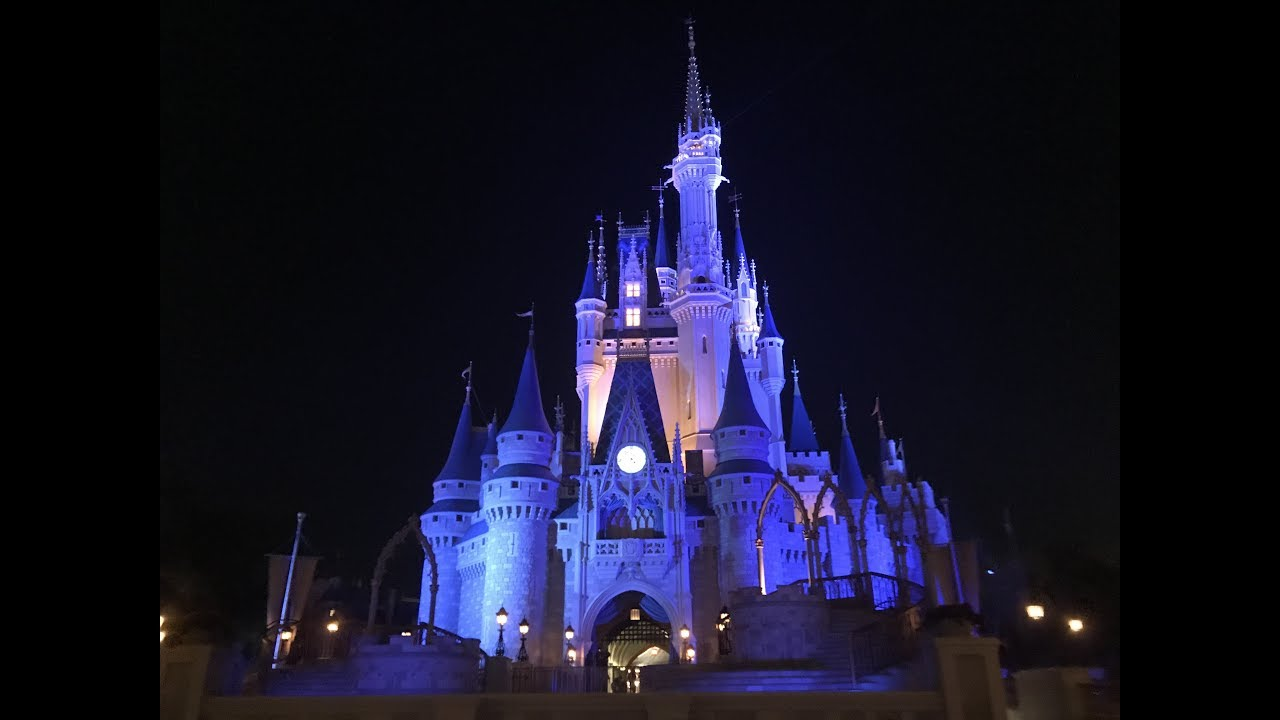 Image result for magic kingdom kiss goodnight