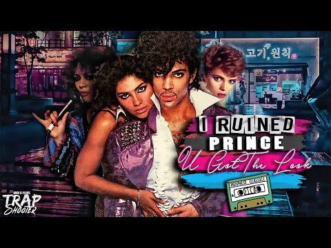 I RUINED -Prince ( U Got The Look) 1987 👎🏾👎🏾😡🤬😡