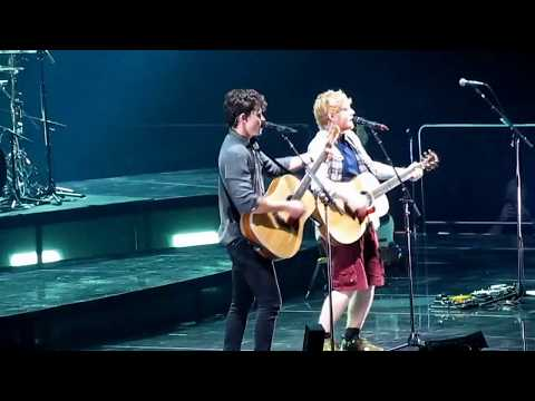 Mercy  Shawn Mendes (Ed Sheeran comes out)  Better Quality