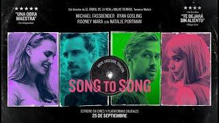 Song to Song   Tráiler español VOSE   Avalon