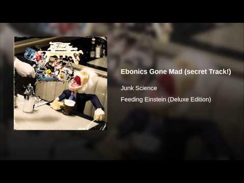 Ebonics Gone Mad (secret Track!)