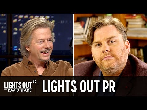More Answers from the Lights Out PR Department (feat. Tim Dillon) - Lights Out with David Spade