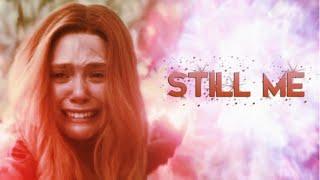 (Marvel) Scarlet Witch || Still Me