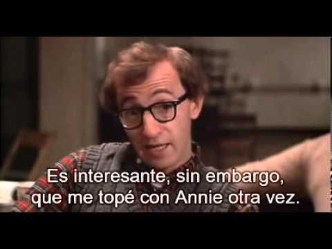 Annie Hall Escena final de la película