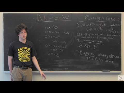 Advanced Knowledge Problem of the Week: 2-9-17