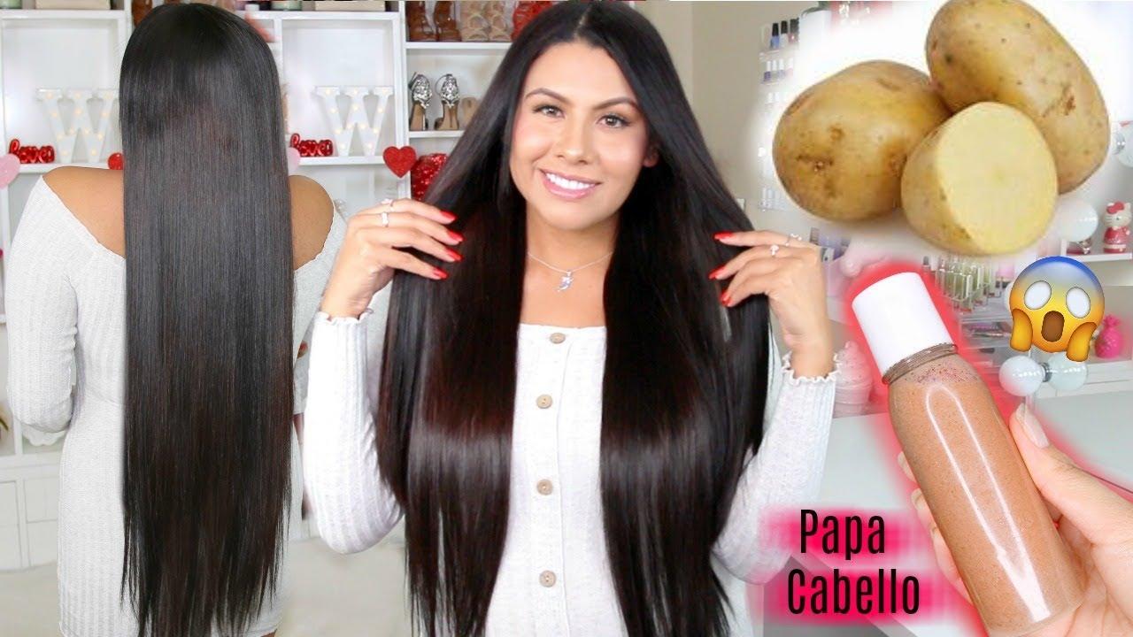Cascara de huevo para hacer crecer el cabello