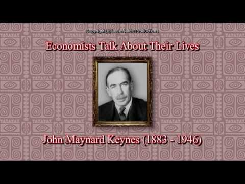 Economists Talk About Their Lives - John Maynard Keynes