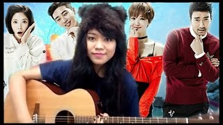 [She Was Pretty OST] Kung Kung Kung (쿵쿵쿵) || Acoustic Cover [Korean]