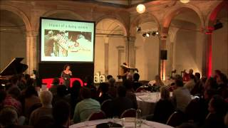 The Greek in all of us: Maria Scordialos at TEDxLeiden
