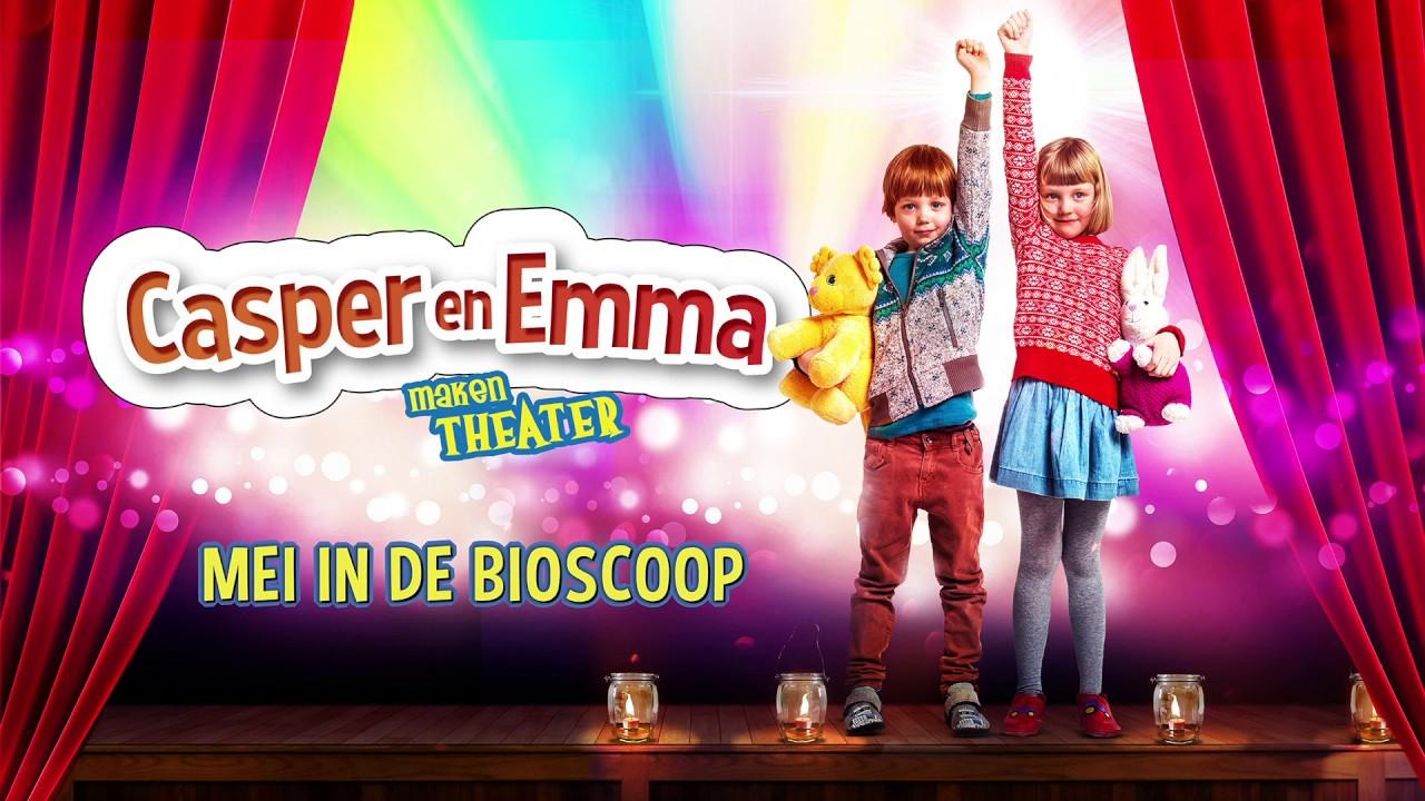 Afbeeldingsresultaat voor Casper & Emma Maken Theater