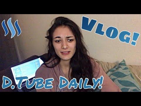 Daily-Vlog #4 - Besuch bei der Polizei!// Und D.Tube-Chaos...