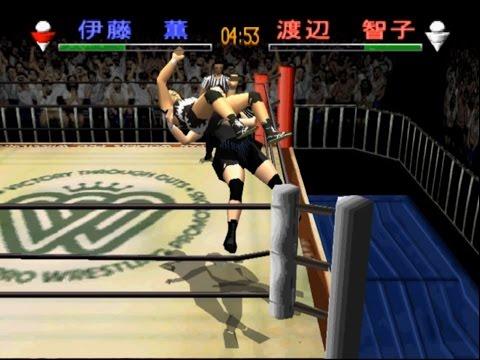 All Japan Womens Pro Wrestling (PLAYSTATION)