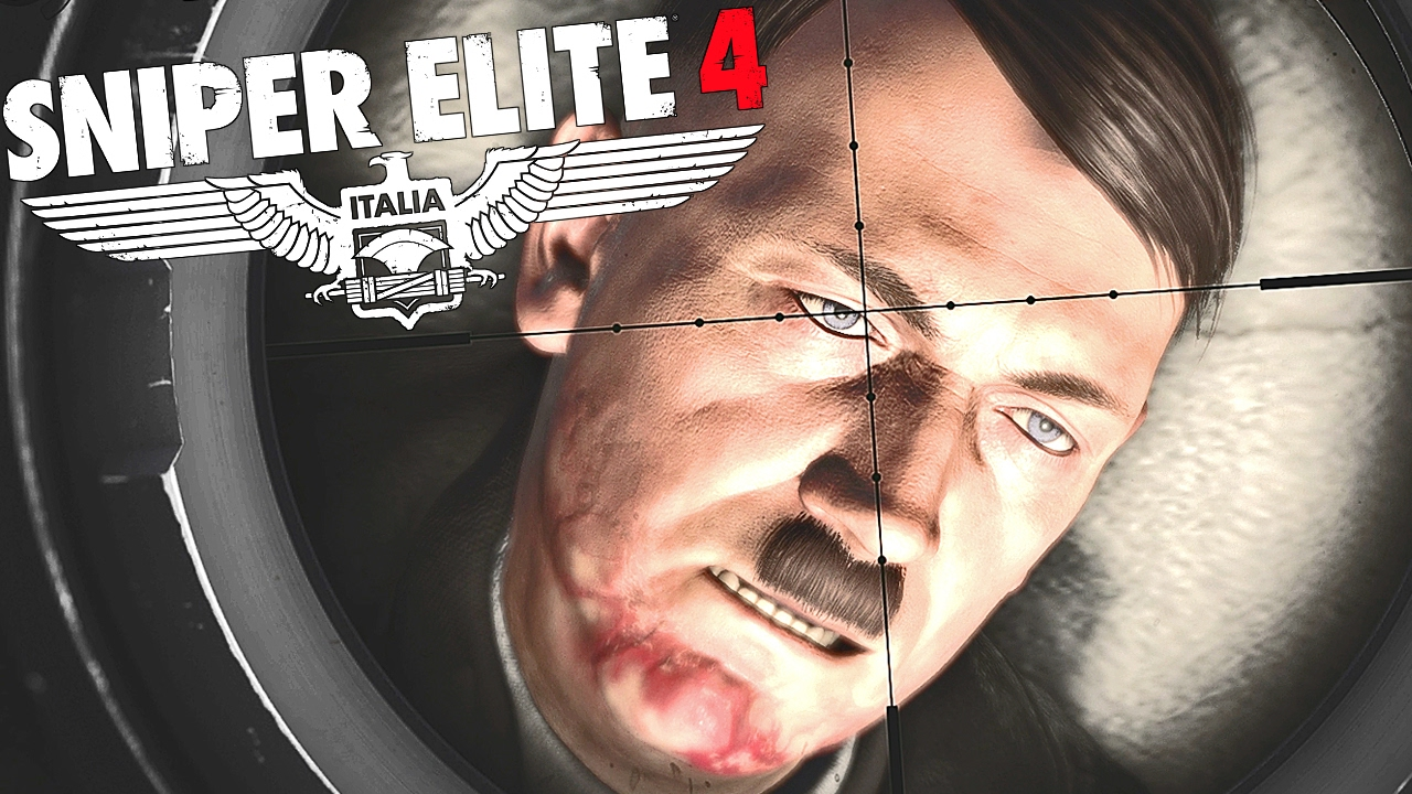 Citaten Hitler Xbox : Hitler dlc mission sniper elite gameplay walkthrough