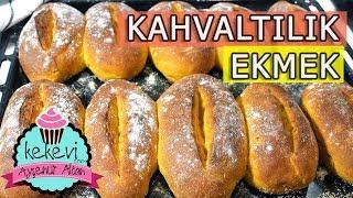 Kahvaltılık Yumuşacık Ekmekler Yapmanın Sırrını İstermisiniz? | Ayşenur Altan Yemek Tarifleri