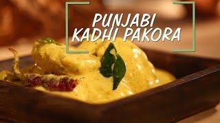 Punjabi Kadhi Pakoda Recipe | Saffola Fit Foodie | Healthy | How To