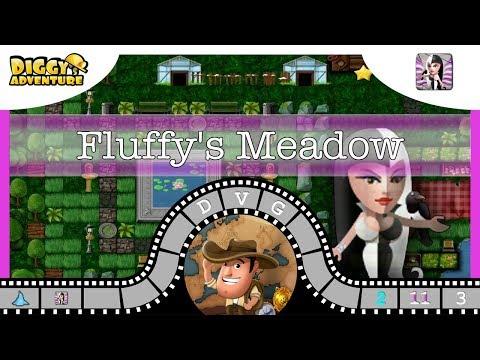 [~Hel~] #3 Fluffy's Meadow - Diggy's Adventure