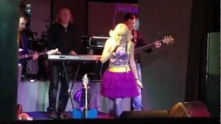 Конфуз на концерте российской певицы