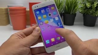 Huawei Р9 полегшена міні-розпакування