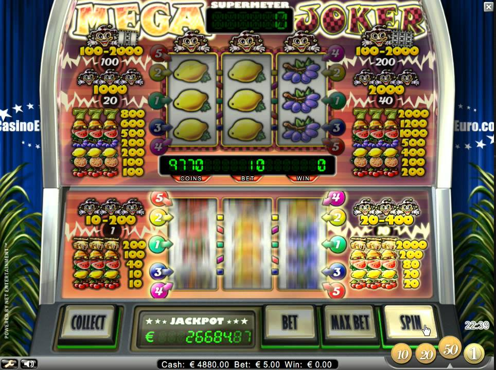 Mega Casino Slot