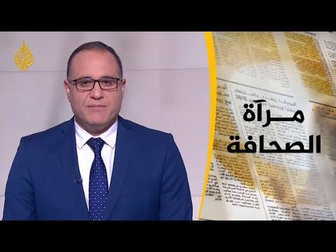 الجزيرة:مرآة الصحافة الاولى  14/7/2019