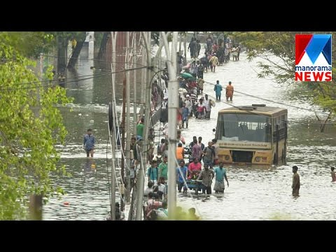Facts behind Chennai flood | Manorama News