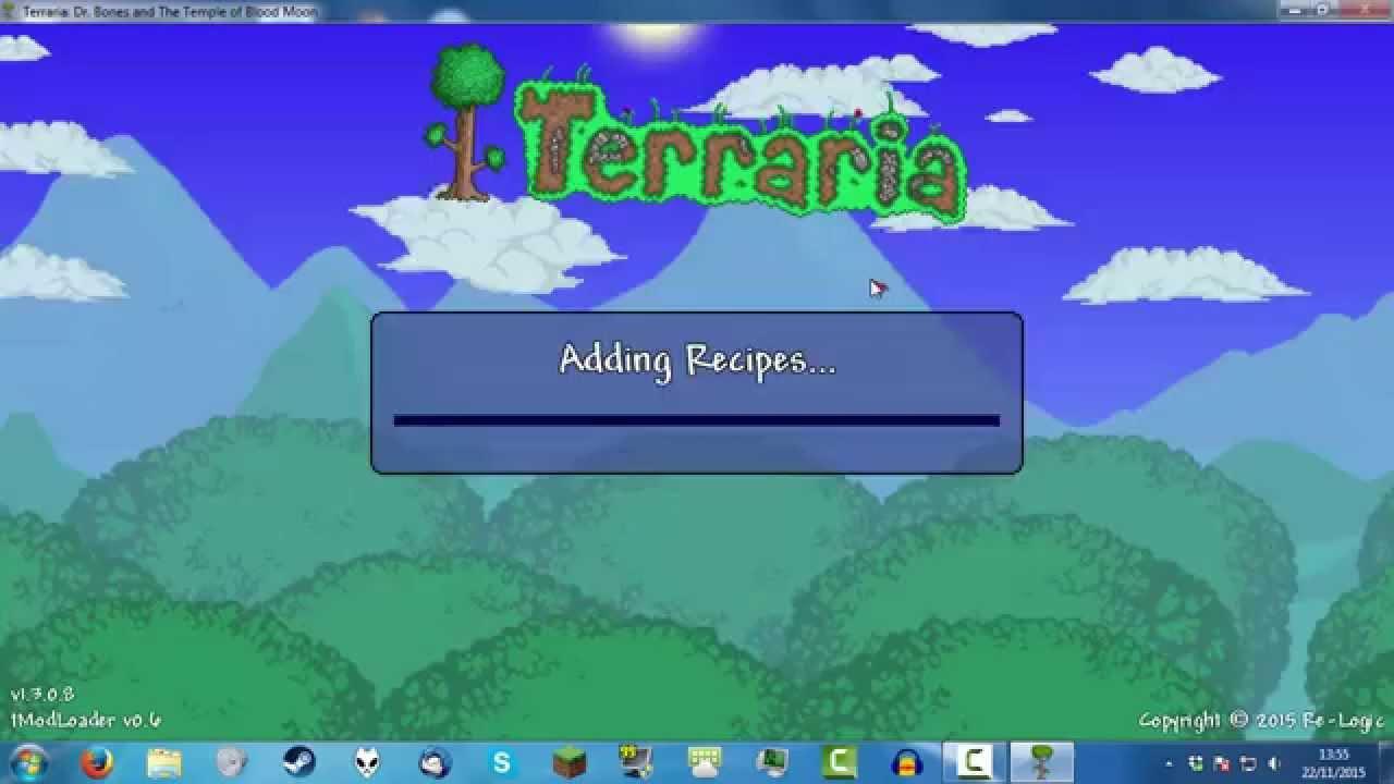 Tmodloader Terraria Download - MVlC