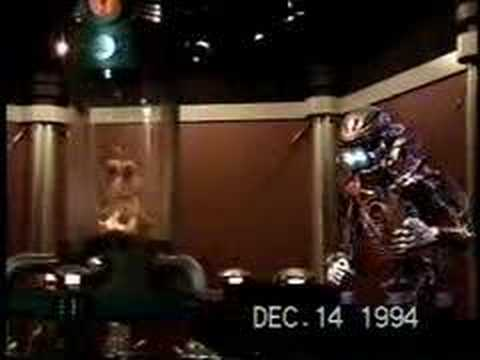 Disney Alien Encounter Original Preshow Youtube