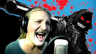 DISTURBED - THE VENGEFUL ONE (Cover)