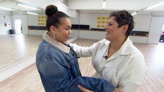 Kiwi choreographer phenomenon Parris Goebel enjoys candid chat with Anika Moa