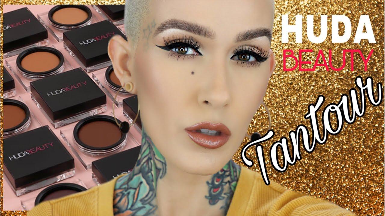 Tantour Contour & Bronzer Cream by Huda Beauty #19