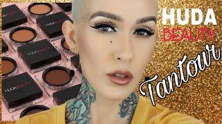 NEW Huda Beauty Tantour Contour & Bronzing Cream Review