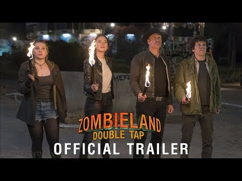 ZOMBIELAND: DOUBLE TAP - Official Trailer (HD)